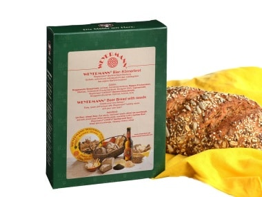 Photo of Beer Bread with seeds Baking Mixes from Weyermann ®